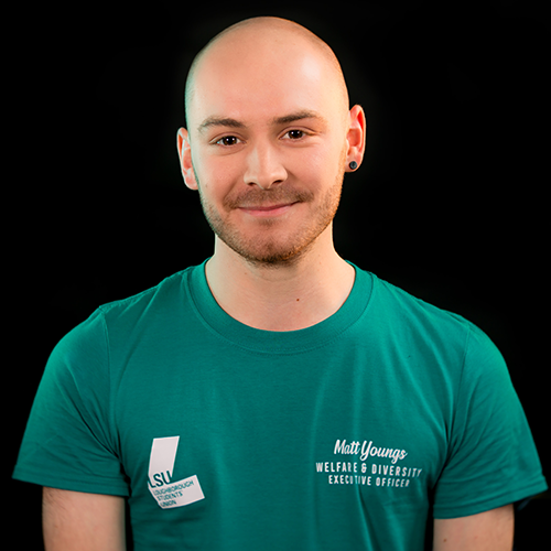 Matt Youngs, Welfare and Diversity Executive Officer