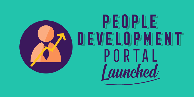 People Development Portal Launched