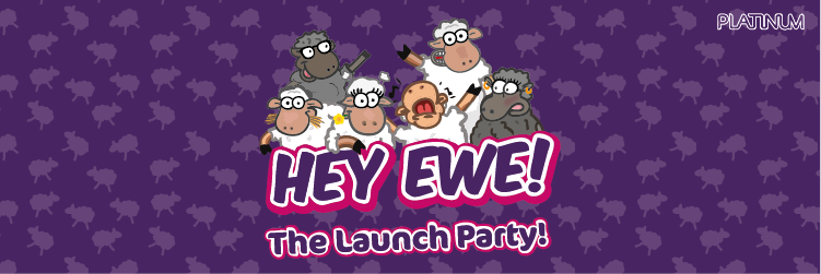 Hey Ewe - The launch party image