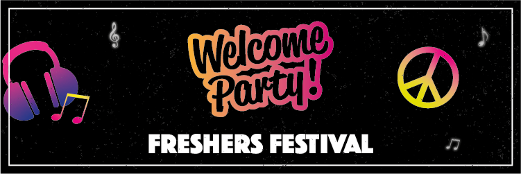 Welcome Party  - Freshers Festival image