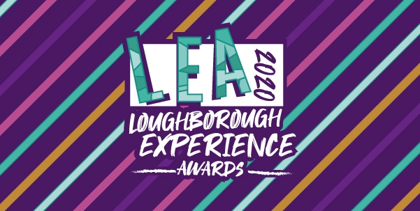 Loughborough Experience Awards Image